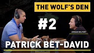 Jordan Belfort Podcast: The Wolf's Den #2 - Digital Privacy to Monica Lewinsky w/ Patrick Bet-David