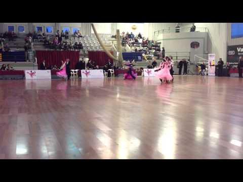 Vals Lento Final Campeonato España Junior 2 10 Bailes 2013