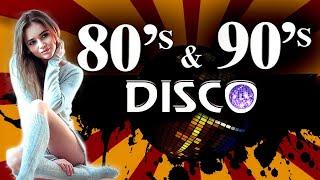 Disco Music Nonstop Disco Dance 80s 90s Legends - Megamix Golden Eurodisco Songs 70s 80s 90s Medley