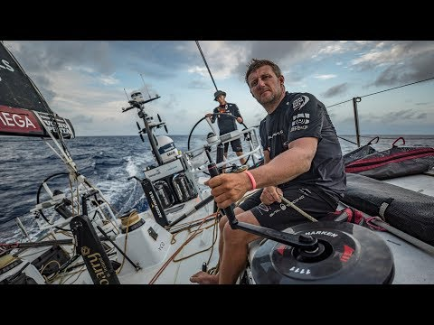 John Fisher: Tribute to a Gifted Sailor | Volvo Ocean Race (2017-2018)