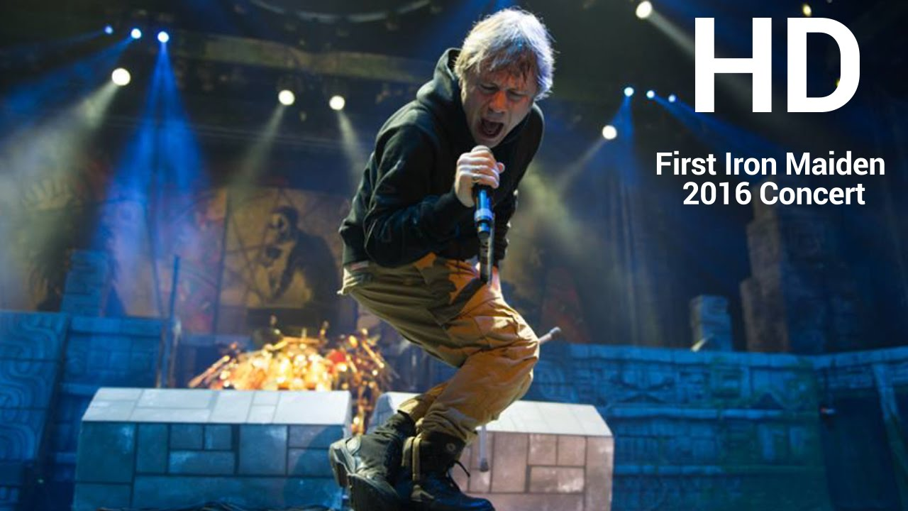 iron maiden book of souls tour first concert live bb t. Black Bedroom Furniture Sets. Home Design Ideas