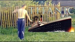 Титаник. Русское танцевально-музыкальное видео