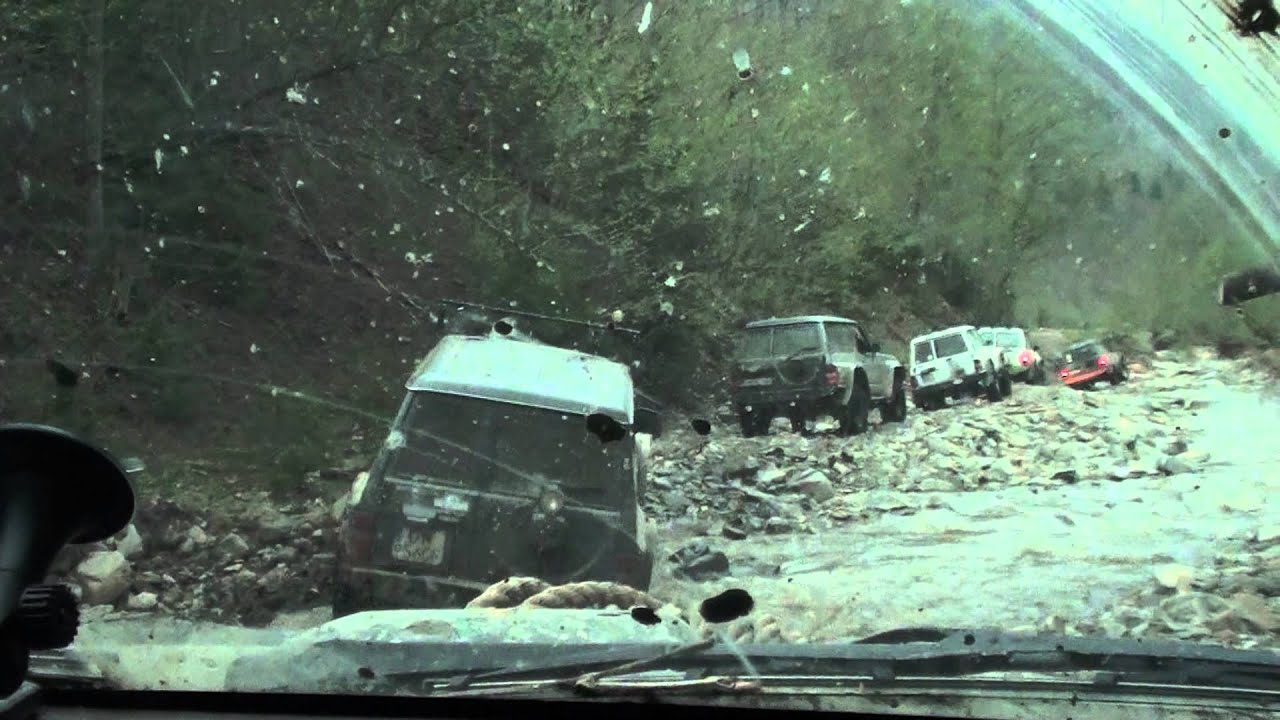 УазТех: Раздаточная коробка Nissan Patrol Y61 - YouTube