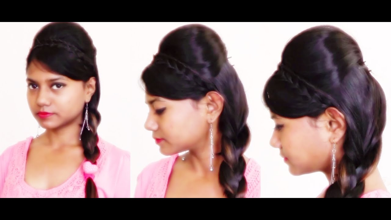 old indian hairstyle