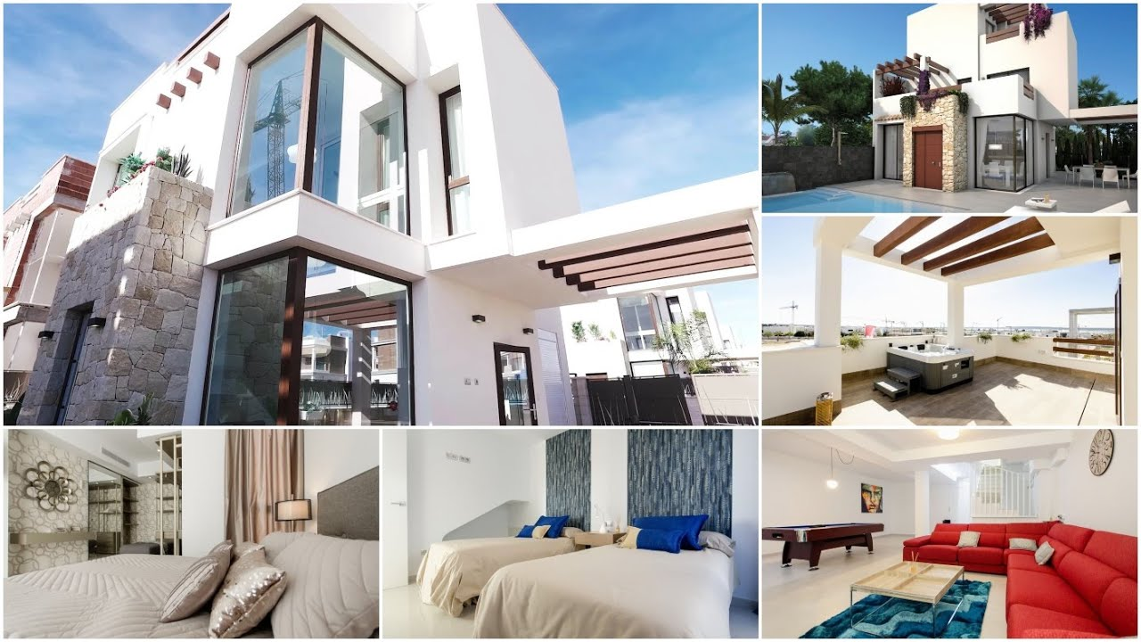 villa on the south of the Costa Blanca