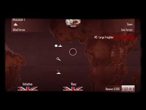 Atlantic Fleet British Campaign Part 1