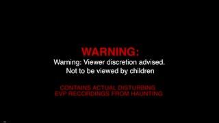 Paranormal Intruder Book Trailer