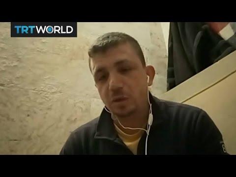 Suspected gas attack on rebel-held Idlib kills at least 58