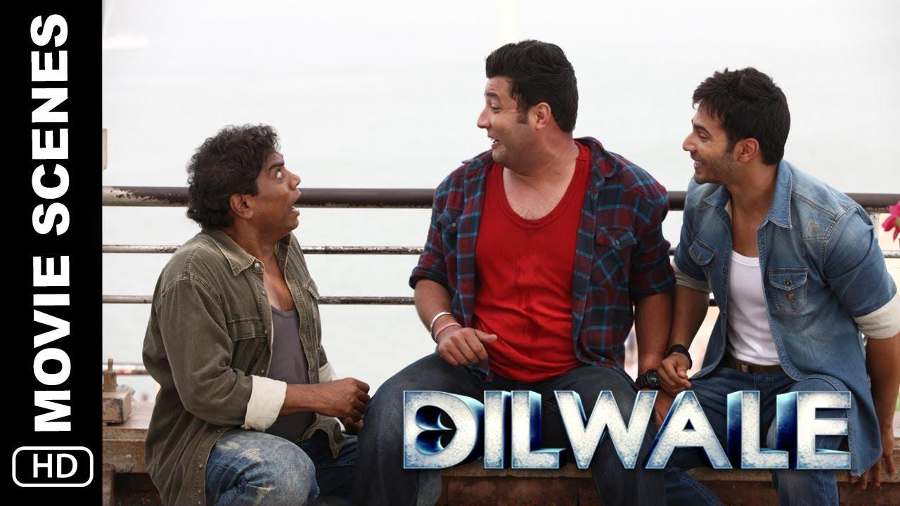 Maine Kyun Kiya | Dilwale | Comedy Scene | Varun Dhawan, Varun Sharma, Johnny Lever, Shah Rukh Khan