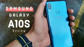 Samsung Galaxy A10s unboxing & review !