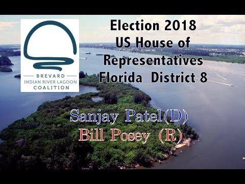Sanjay Patel v. Bill Posey United States House of Representatives District 8
