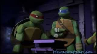 TMNT: The Pulverizer- Bed Intruder