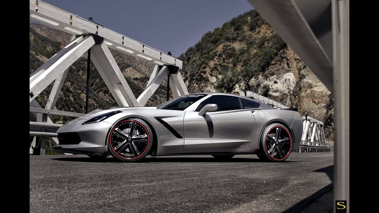 Whipple Supercharged Corvette C7 Youtube