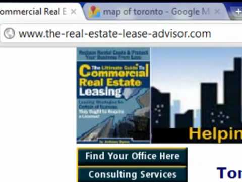 Leasing Office Space In Toronto