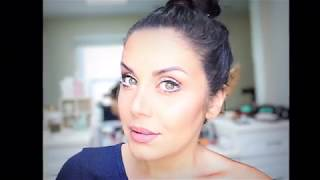 چگونه بزرگتر كردن چشمها.  how to make your eyes look bigger with makeup