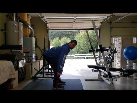 Dynamic Hamstring Stretch | Kevin Yates