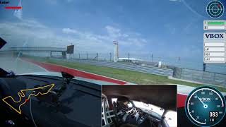 2016 GT3RS Crash at Circuit of the Americas