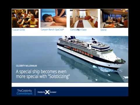 Increase your commissions with Celebrity's Alaska Cruisetours