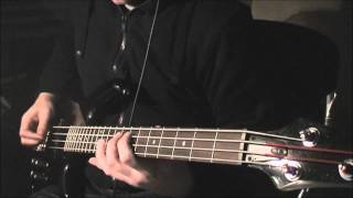 Song for the Deaf - Queens of the stone age Bass cover