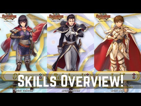 Amazing New Heroes! World of Thracia Banner - Skill Analysis! | FEH News 【Fire Emblem Heroes】
