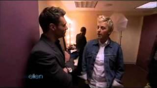 Ellen in a Minute - 03/15/10