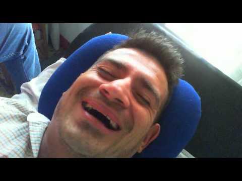 Hipnosis clinica Maria Isabel Franco Mejia, el paciente sana relacion con sus padre fallecido...