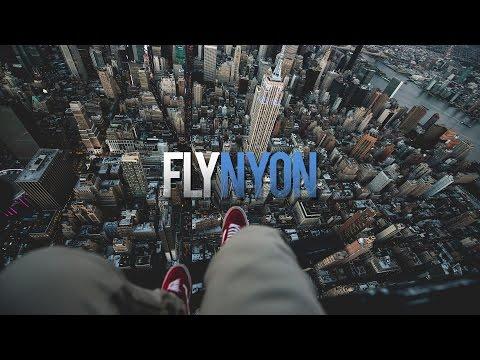 FLYING OVER NYC! - FLYNYON