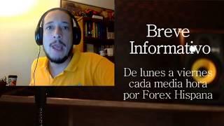 Breve Informativo - Noticias Forex del 16 de Agosto del 2017