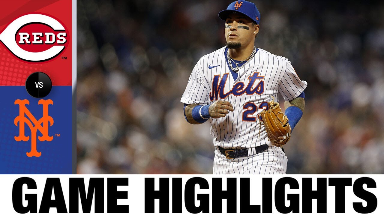 Download Reds vs. Mets Game Highlights (7/31/21) | MLB Highlights