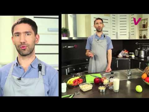 Приготовить Как приготовить пудинг из семян чиа на ореховом молоке. онлайн видео
