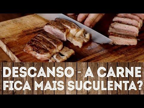 Descanso - Deixa a Carne mais suculenta? | Meat Experience - Ep. 04