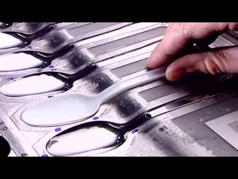 How Its Made: Plastic Cups and Cutlery