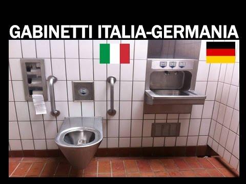 Gabinetti Pubblici   ITALIA -GERMANIA !!!