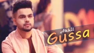 👇Download👇Status 👌With Lyrics 📝 GUSSA By - Akhil WhatsApp Status Video || AK SANDHU