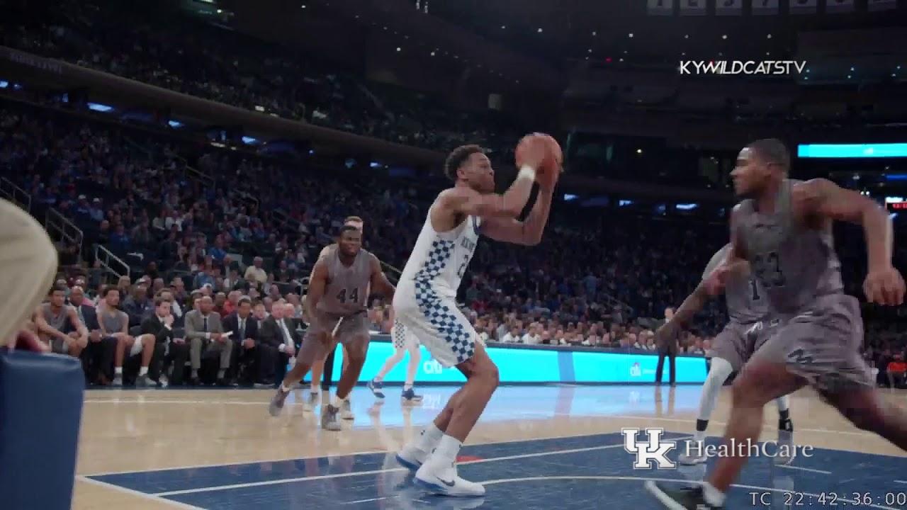 Uk Basketball: MBB: Kentucky 93, Monmouth 76