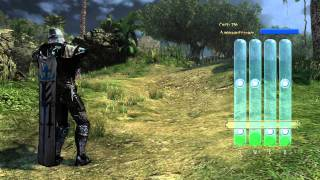 Gameplay - Игра на лире в Two Worlds 2 [PC] [HD] by GamePray
