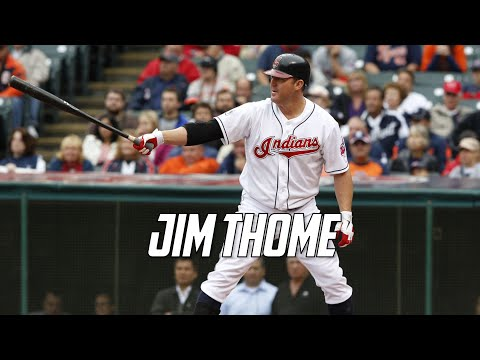 MLB | Hall of Fame 2018 - Jim Thome