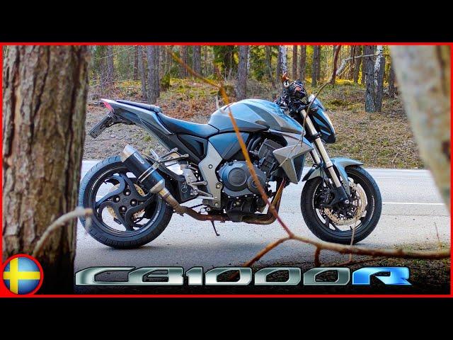 Min Nya Hoj! - Honda CB1000R jämfört med CBR 600f3 | Svensk Motovlogg