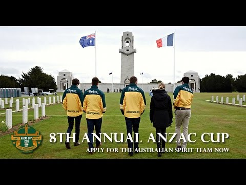 2016 AFL Europe ANZAC Day Men's Cup - Australia v France