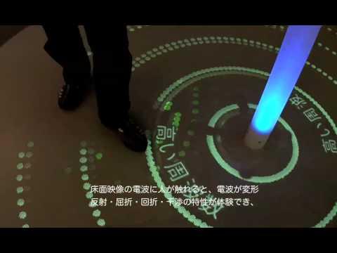 Sony Exprolor Science/WaveFloor