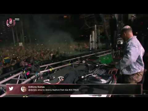 Skrillex & Yellow Claw - Rawhide @ [DJ Snake UMF 2018 Set]