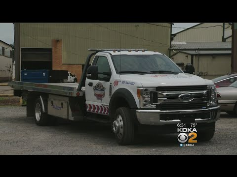 KDKA Investigates: Pittsburgh-Area Towing Companies Say AAA Is Forcing Them Out