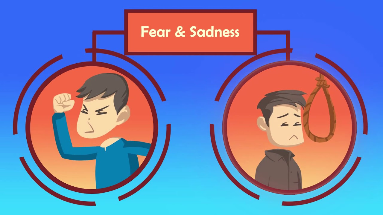 How to Overcome Fear & Sadness?