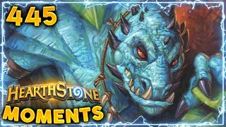 19 DMG Denied! OUCH!! | Hearthstone Daily Moments Ep. 445