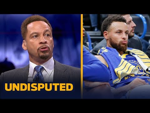 Chris Broussard: 'I hate to say it... But, no' Warriors won't make the playoffs | NBA | UNDISPUTED
