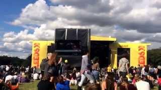 Papa Roach - Last Resort @ Leeds Festival 2014