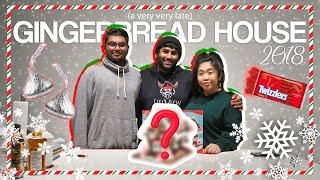 A very very very very late Gingerbread House Video || Nathan Naiker