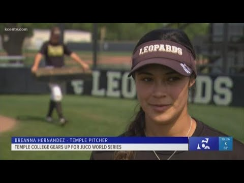 Temple College Softball gears up for JUCO Worlds Series