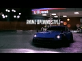 Need for speed | Anime opening style