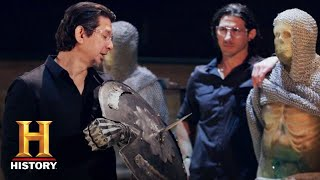 Forged in Fire: SPÏKED Shield Delivers DEADLY PUNCTURES in the Final Round (Season 2)   History